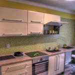Pokoj Bernadeta - Kuchyň